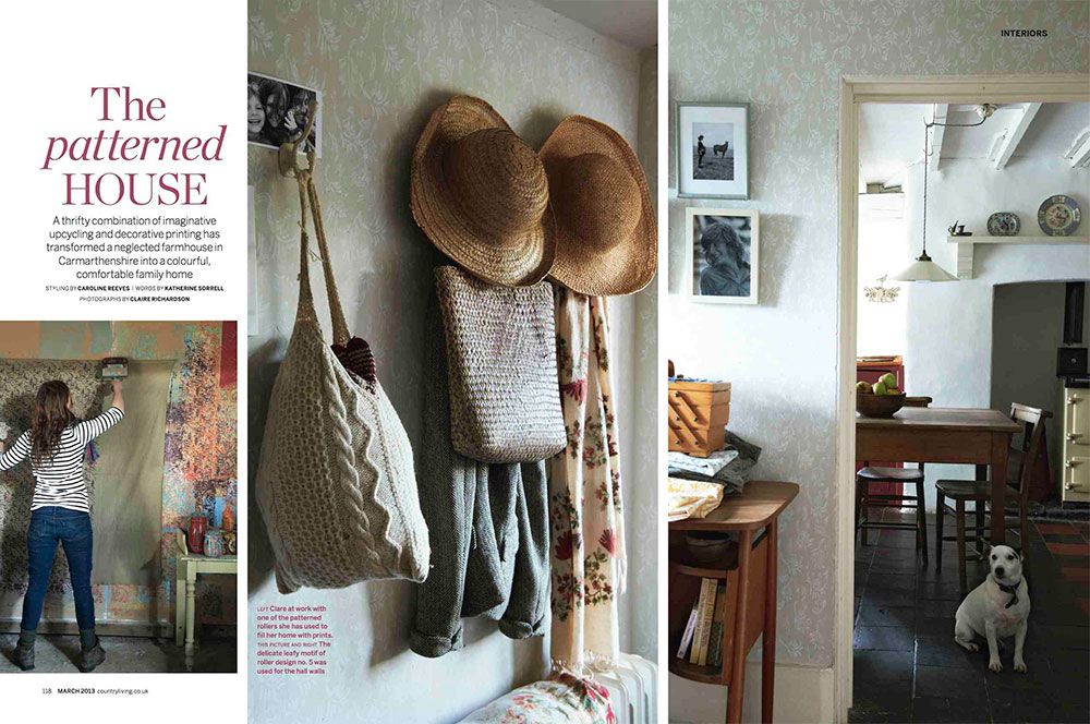 Country Living spread 1