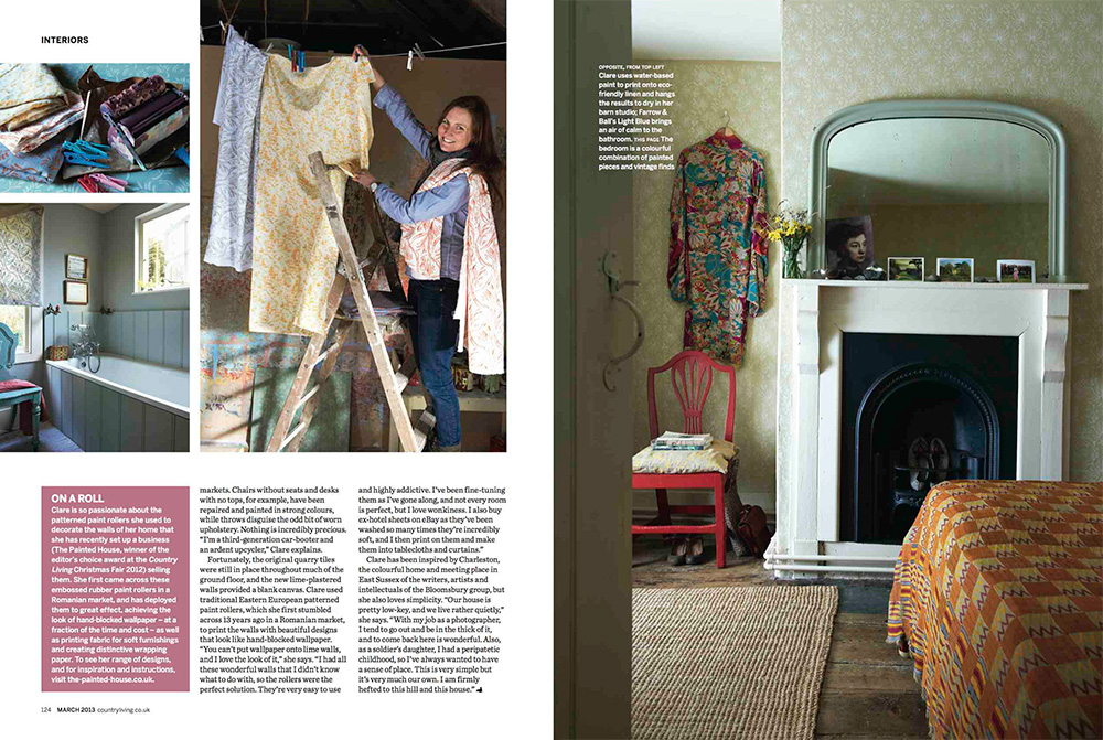 Country Living spread 4